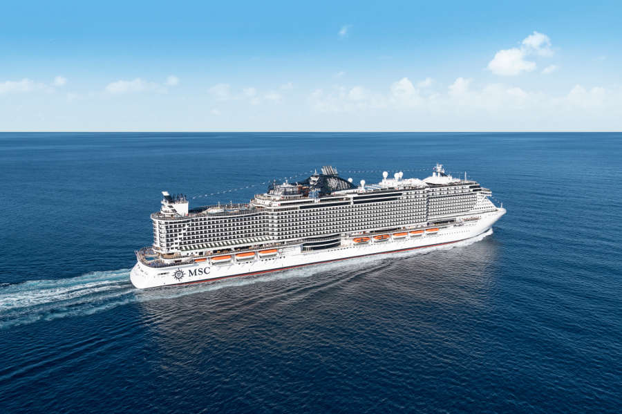MSC SEASIDE NAVE